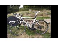 Kuota Khama Evo - Full Carbon Road Bike. Large 55 cm Shimano 105 Campagnolo Wheels