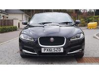 Jaguar XF Excelent drive, 2.2 Luxury, diesel, automatic