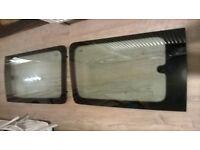 Vauxhall Combo Side Sliding Door Opening Windows. BOTH SIDES! RARE!! 2001-2012
