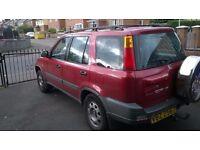 1999 HONDA CRV-LS