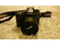 Nikon D7100 with Nikon35mm F/1.8G AF-S DX Lens
