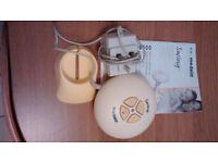 medela swing breast pump & unused new accessories