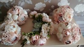 Beautiful bespoke shabby chic wedding job lot - decorate whole venue for £400