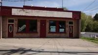 1000-4000 sq ft of retail/commercial space in Parry Sound's