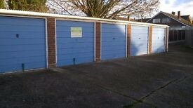Secure garages on a gated site, in Rochester, 24/7 access, cheap storage a vehicle or general items.