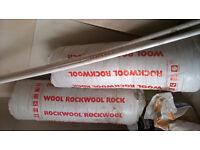 Rockwool 170mm insulations rolls x 3 @ £10 each