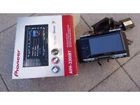 car audio pioneer avh-3300bt