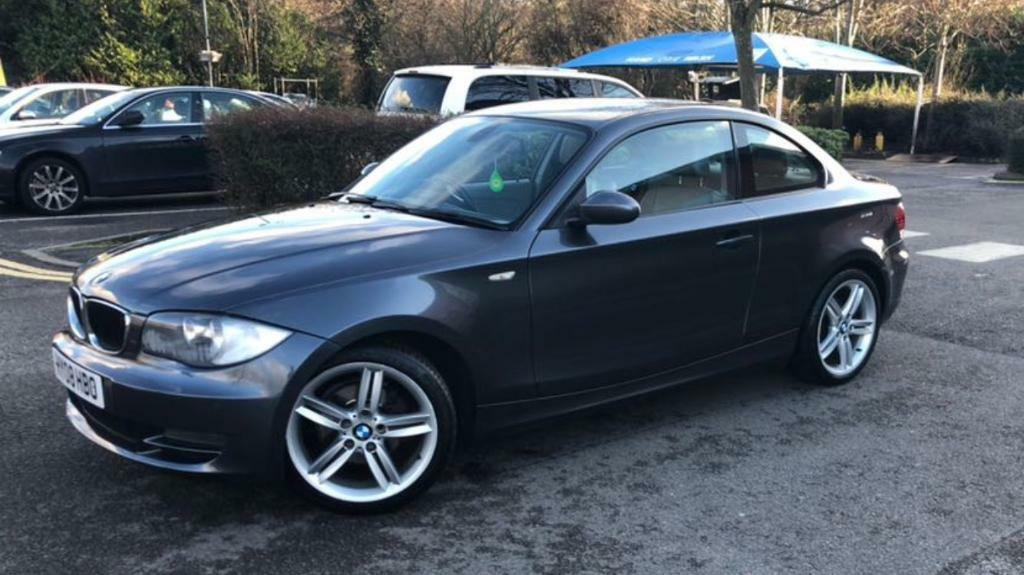 2008 BMW 1 Series Coupe 2.0 123d M Sport 2dr | in Edgware, London ...