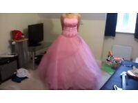 Prom Ball Gown Dress size 10