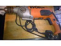 Worx 1100w drill