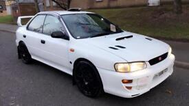 1998 fresh import Subaru Impreza wrx sti Ra version 5