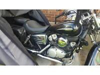 125 cc Honda silver shadow 04