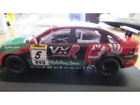 2 Die cast Oxford special collection Vauxhall cars. 1:43 scale