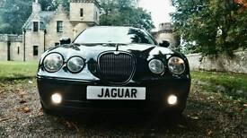 S type Jaguar 2'7 TD F.S.H.M.O.Td.Perfect drive.