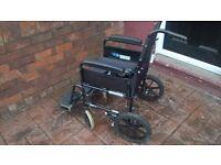 as new disability wheel chair
