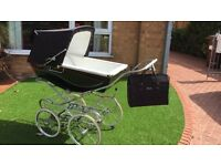 Silver Cross Kensington Pram (with matching bag)