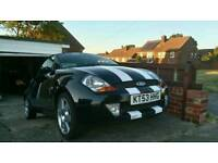 Ford Streetka 1.6 ST Convertible DVD sub a/c leather