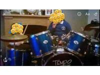 Tempo drum kit