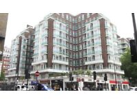 2 Bed Apartment in Portered Block Inc Heat & Hot water NW1