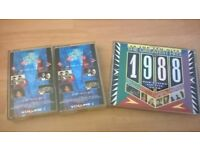 Cassettes - The Greatest Hits Of... x2 volumes