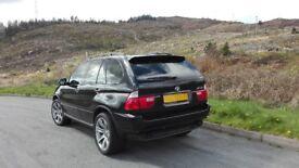 BMW X5 E53 3.0 SPORT