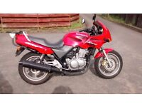 Honda CB 500 S (Year 1998) Immaculate Motorcycle Great Runner well looked after