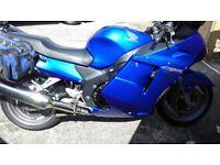 Honda CBR 1100XX-5 Super Blackbird 2005 - Low Mileage