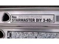 Aluminium Extending ladder - Abru Professional 3.4m - 6.1m