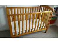 Mother care cot forsale