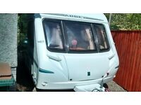2006 Abbey 312/2 Berth with Awnning