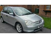 Honda Civic SE 1.4 5dr Excellent Example Clean Car