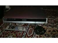 Panasonic dvd recorder player