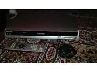Panasonic dvd recorder player