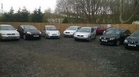 L.T.C.S FOR ALL YOU'RE MOTORING NEED'S CARS FROM £295-£5,995 OVER 15 CARS IN STOCK AT ANYONE TIME