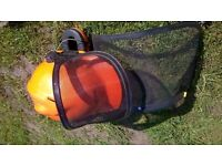 Set Of STIHL Chain Saw Protection Clothing With Helmet And Bag