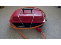 portable gas barbeque