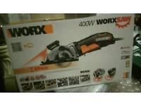 Worx saw