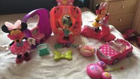 Minnie Mouse bundle