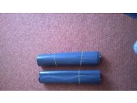 100 mailing bags size approx 16 and half x 21 and half inches