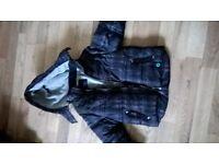 Boys' winter coat age 4-5 years