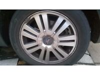 Alloy whells ford focus cmax