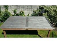 Garden table by Heal's