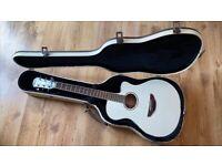 Yamaha APX 600 electro-acoustic & Case