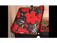 Bugaboo cameleon 3 limited edition andy Warhol roses