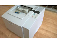 HP LaserJet 5 Printer - Low use