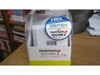 Tom Tom Golfer 2 watch (mint condition)