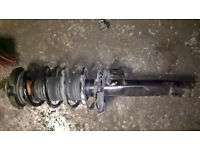 vw golf MK5 supension legs and coil springs/ coil overs