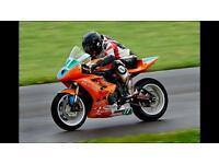 ER6 Supertwin race bike
