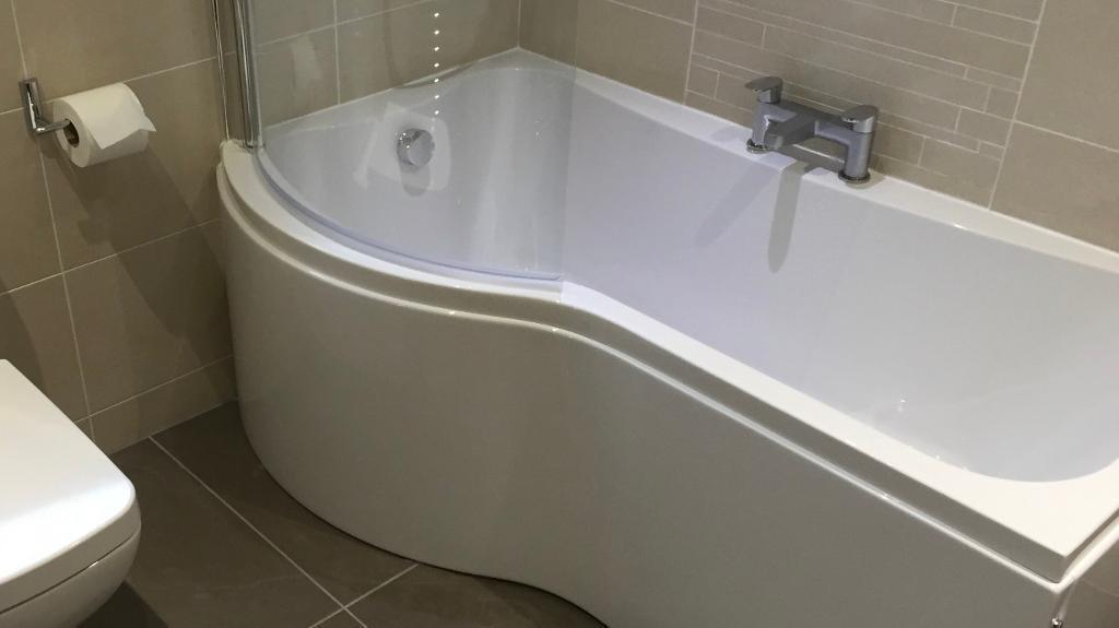 Left hand shower bath | in Newtownards, County Down | Gumtree