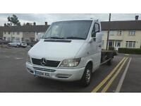 2004 MERCEDES SPRINTER 311 RECOVERY TRUCK FOR SALE
